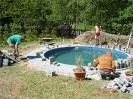 Suchá Rudná - bazén