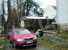 Dětřichovice - garáž